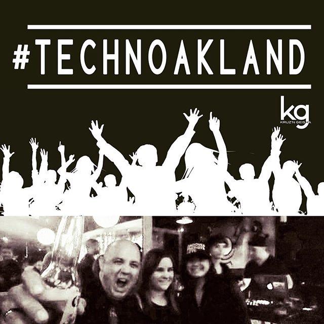 Bay Area Techno.Technoakland.Techno