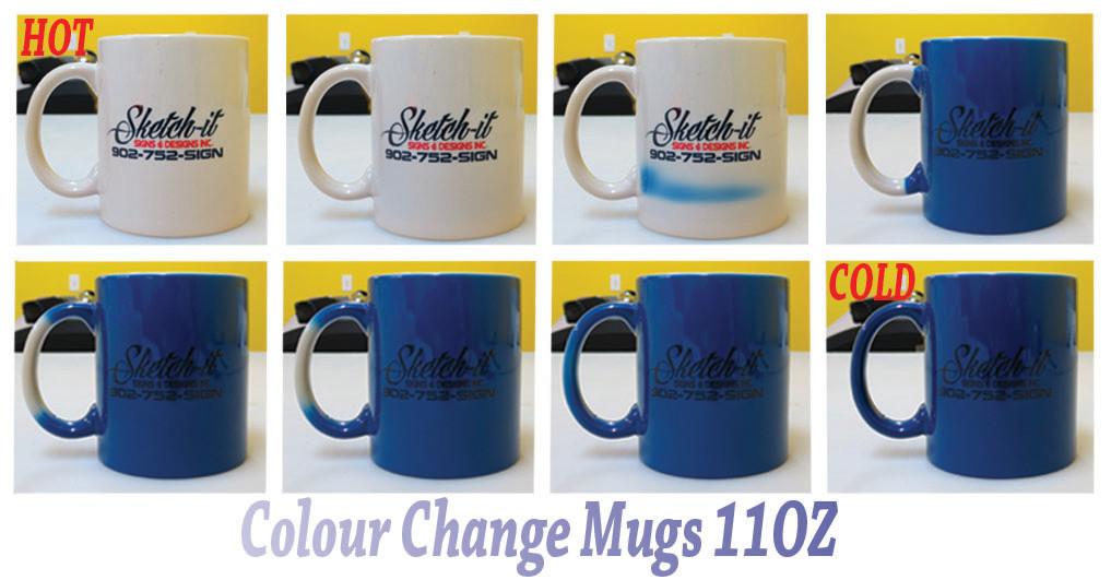 Colour Change Mug