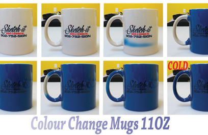 Colour Change Mug