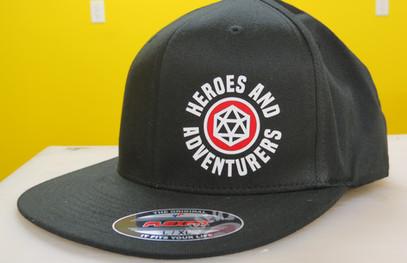 Heat Pressed Hat