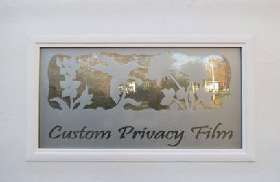 Privacy Vinyl