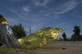 Golden Wasteland