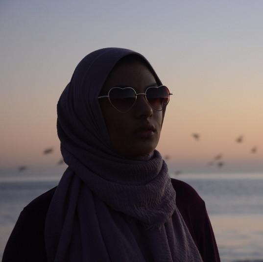 Maryam, California, 2017