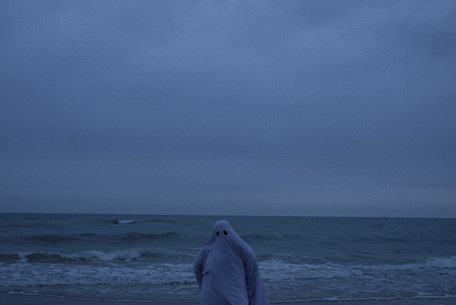 Ghost at the sea