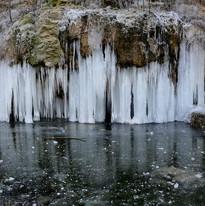 Frozen. Müllerthal