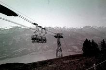 Beatenberg, analog view, 2021
