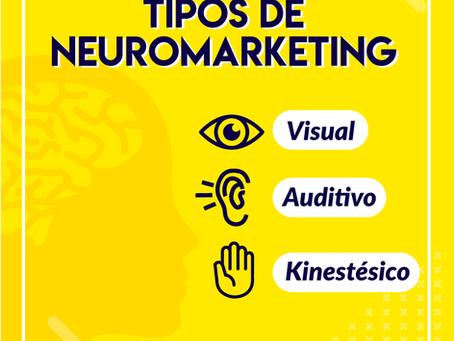 Tipos de Neuromarketing