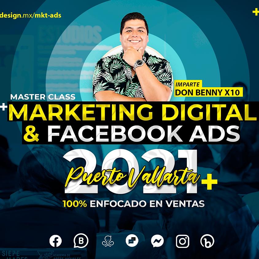 MKT Digital y Facebook Ads Vallarta