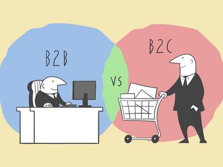 Diferencias entre Marketing B2B y B2C
