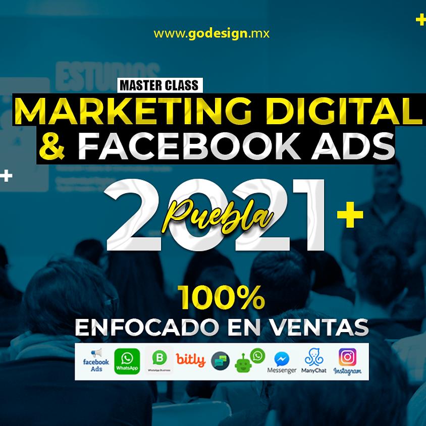 MKT Digital y Facebook Ads Puebla