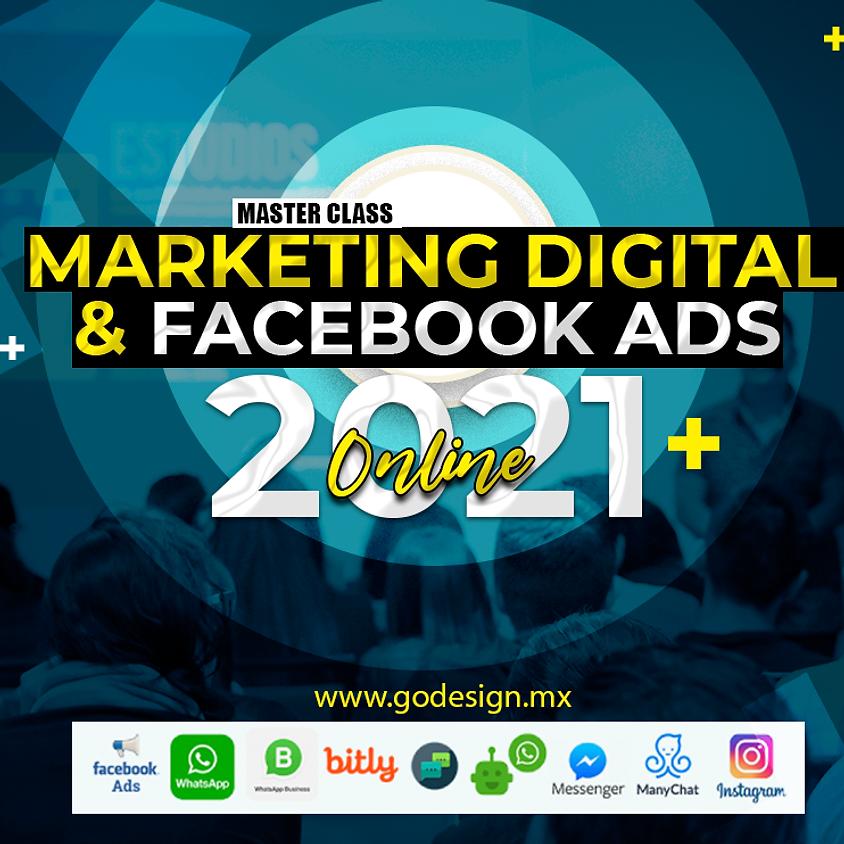 MKT Digital y Facebook en línea MXN