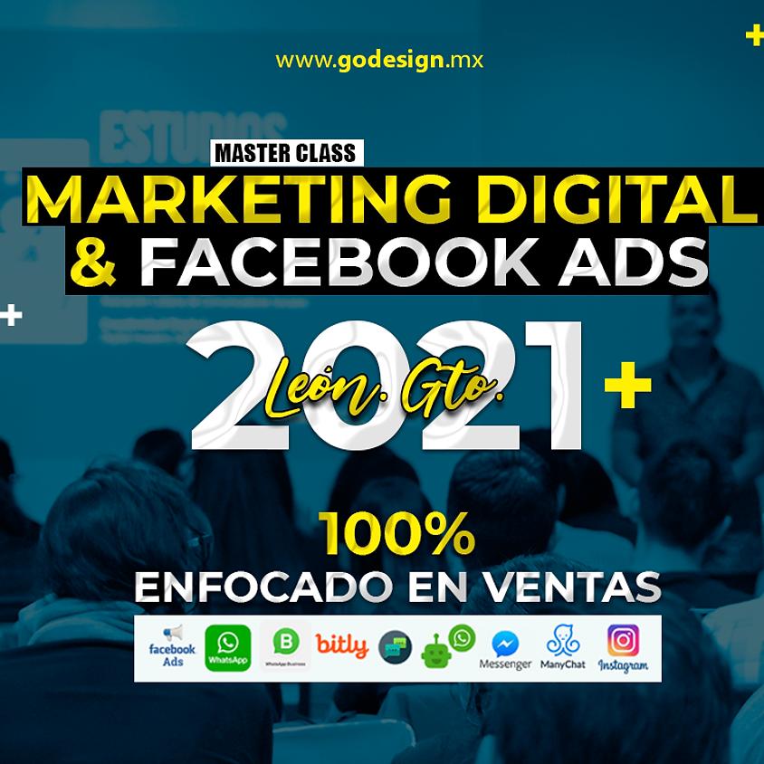 MKT Digital y Facebook Ads León, Guanajuato
