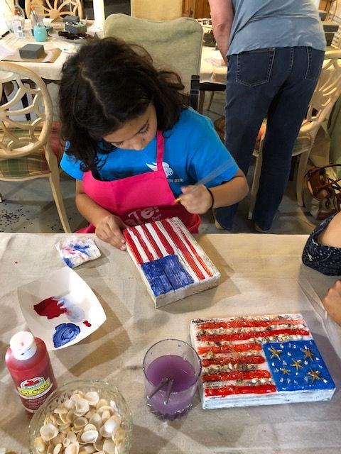 Aug 14- Family Glass Art OPEN STUDIO