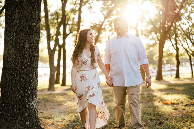 Every Engagement Shoot is Unique to You