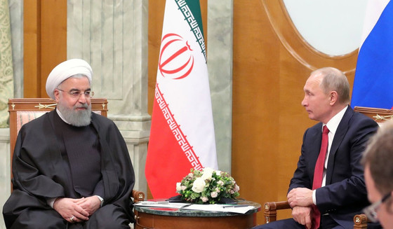 Iran-Russia Alliance: Fast Emerging in a Shifting Mideast
