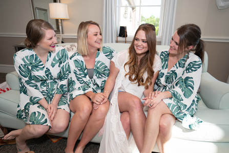 Bridesmaids and Best Friends
