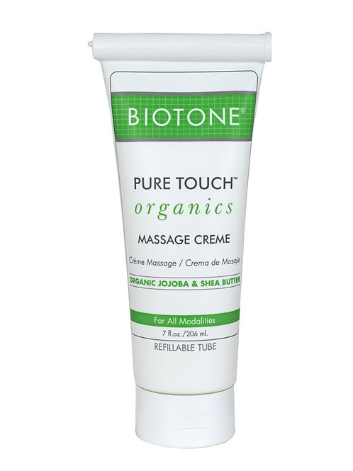 Pure Touch Organics Massage Cream