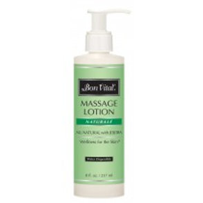 Bon Vital' Naturalé Massage Lotion 8 fl oz