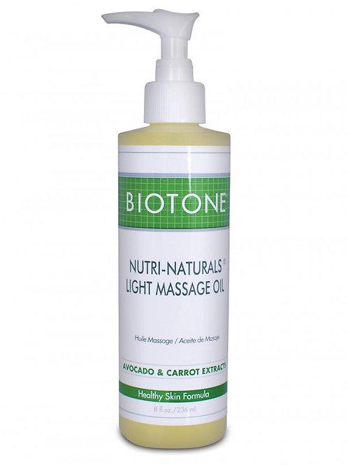 Nutri-Naturals Light Massage Oil