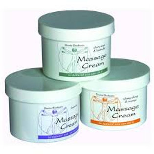 Santa Barbara Massage Cream 8oz