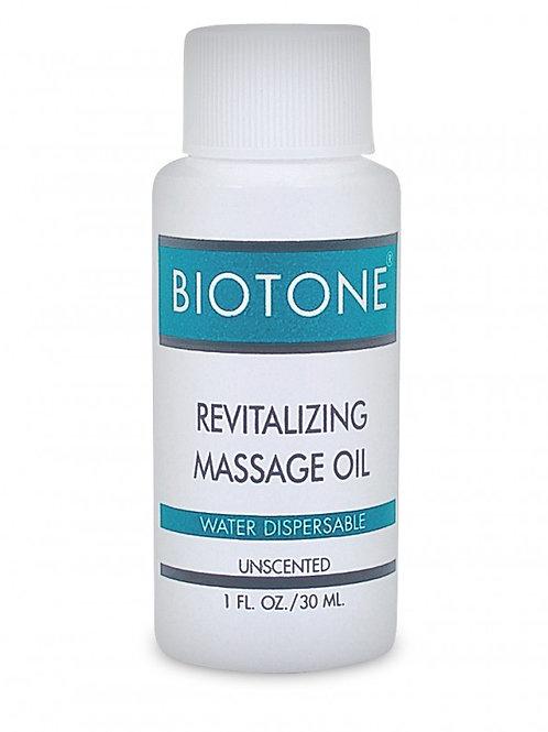 Revitalizing Massage Oil Unscented 1oz