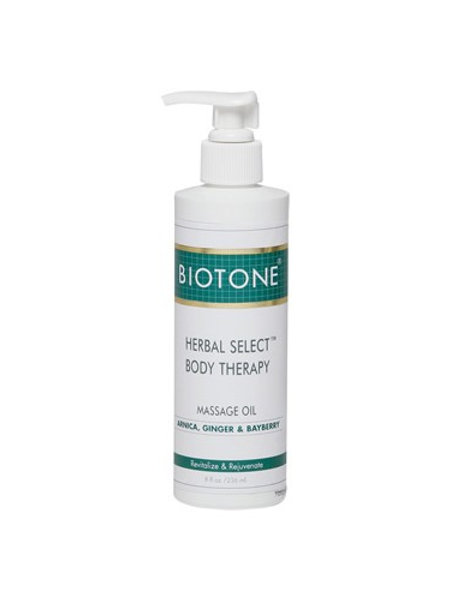 Herbal Select Body Therapy Massage Oil