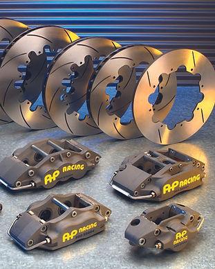 Racecar - brake calipers - Pro 5000 +.jp