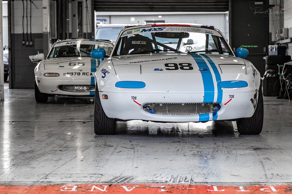Mazda Racecars