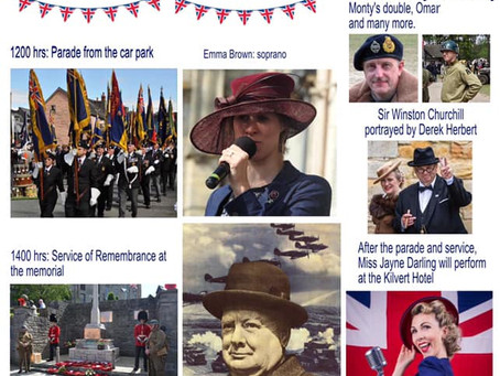 Hay 75 WW2 Remembered