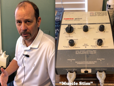 Healing soft tissue with electrical stimulation therapy