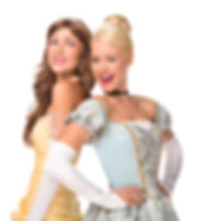 2 princess 1 hour package