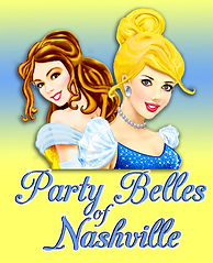 Party Belles of Nashville I Nashville Princess Party