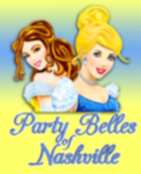 Party Belles of Nashville Princess Logo