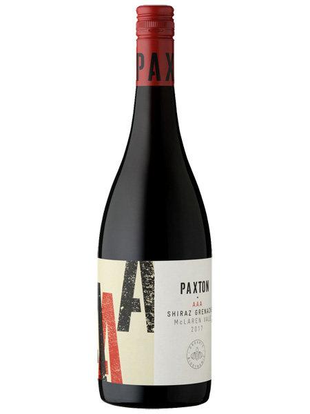 Paxton AAA Shiraz Grenache Paxton Wines 2017