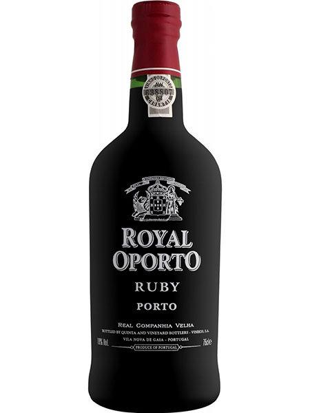 Porto Royal Oporto Ruby Real Companhia Velha