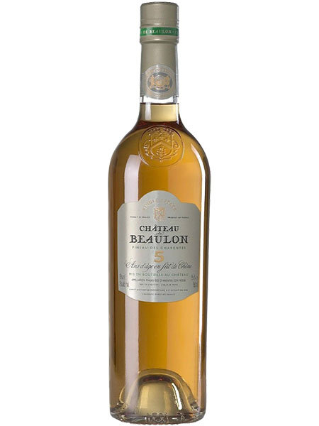 Chateau de Beaulon Pineau des Charentes White 5 years old