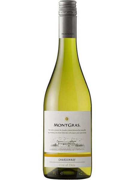 Chardonnay Reserva MontGras 2018
