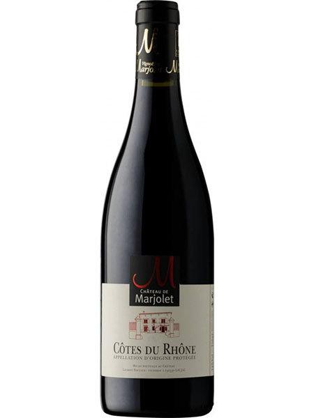 Cotes du Rhone Chateau dе Marjolet 2017