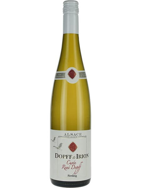 Riesling Cuvee Rene Dopff, Dopff et Irion 2018