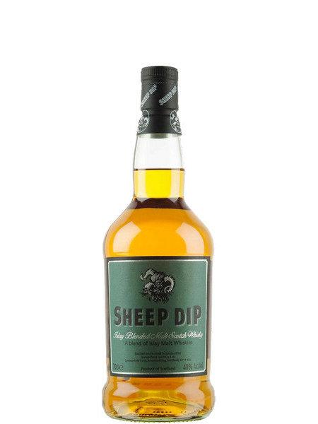 Whisky Sheep Dip Islay Blended Malt Spencerfield Spirit