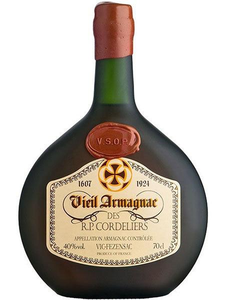 Vieil Armagnac des R.P. Cordeliers VSOP Maison Gelas