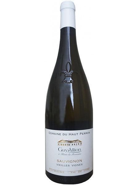Sauvignon Domaine le Haut Perron Vieilles Vignes Guy Allion 2017
