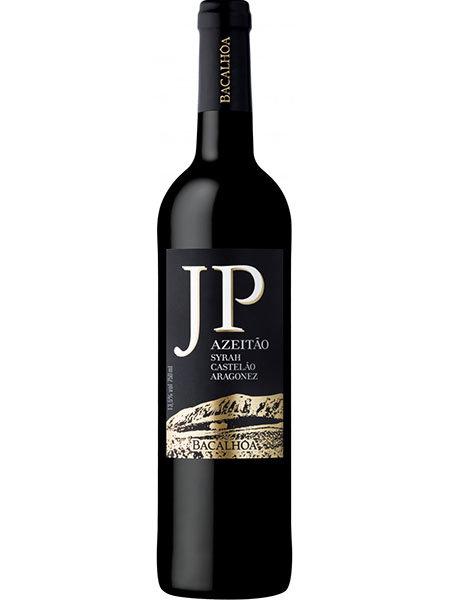 JP Azeitao Tinto Bacalhôa Vinhos de Portugal 2018