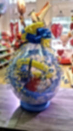 verpackungsballon geschenkballon verpacken im ballon ballongeschenk ballonverpackung