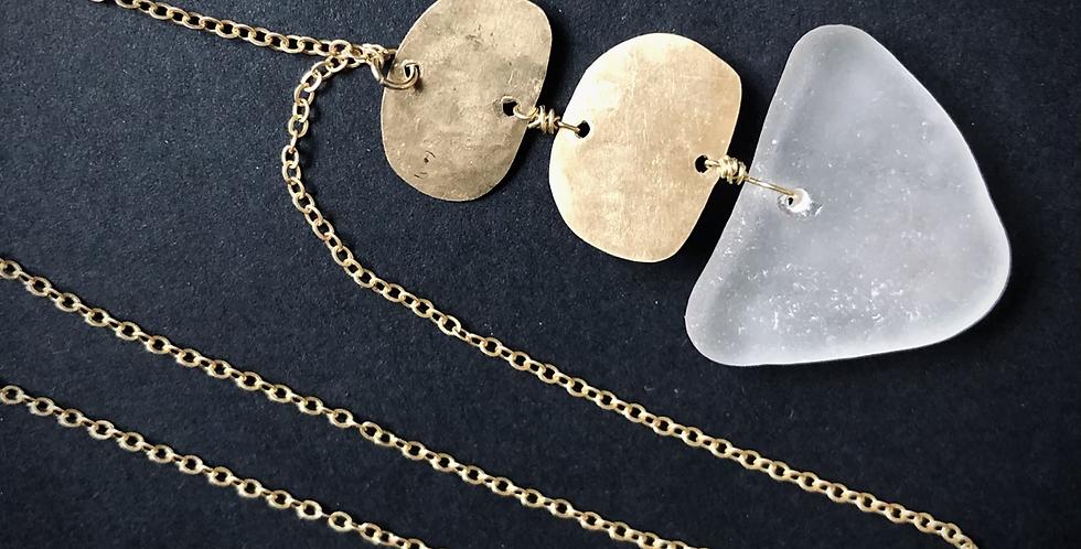 Sea Glass Necklace | No. 12