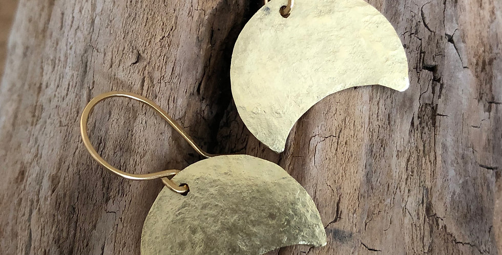Hang the Moon Earrings