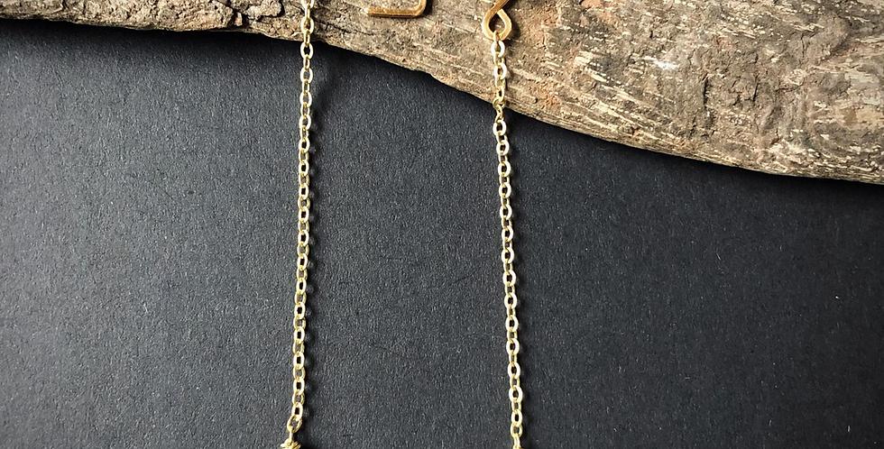 Creek Pebble Earrings | no. 9
