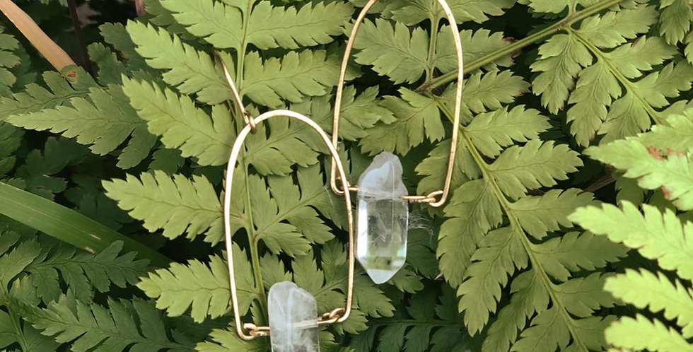 Fern Drop Quartz