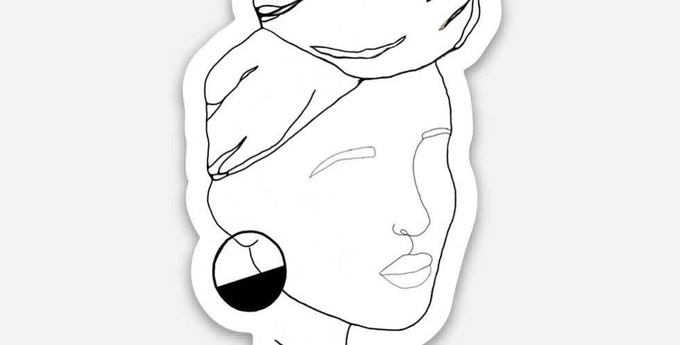 Akimbo Sticker No. 1