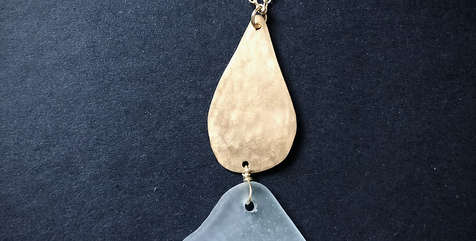 Sea Glass Necklace | No. 2